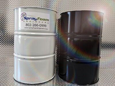 Spray Foam Insulation Kit Closed-cell Spray Foam - A-side B-side 5000 Bf