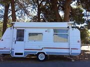 2001 Roadstar Pop Top Caravan 16ft Hewett Barossa Area Preview