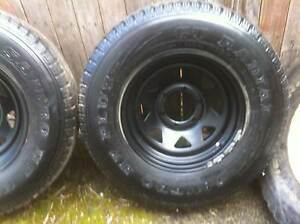 Toyota Hilux sunraiser wheels Gladesville Ryde Area Preview