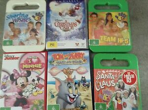 Kids DVDs for sale Manoora Cairns City Preview