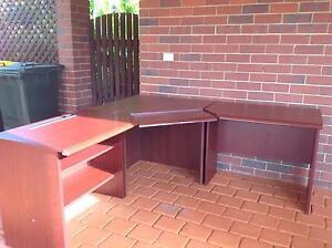 Corner computer desk Carlisle Victoria Park Area Preview