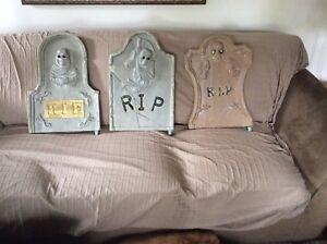Hallowe'en home display