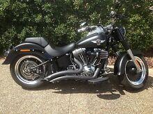 Harley Davidson Fat Boy Lo Sippy Downs Maroochydore Area Preview