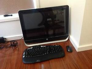 HP Pavilion TouchSmart 23-f316a All-in-One Desktop PC Crace Gungahlin Area Preview