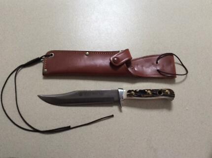 Puma Bowie hunting knife Wantirna South Knox Area Preview