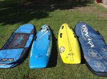 2 Kracka nippers SLSA  boards Mullaloo Joondalup Area Preview