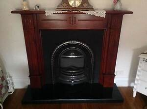 Fire Place Timber Mantle Yarra Glen Yarra Ranges Preview