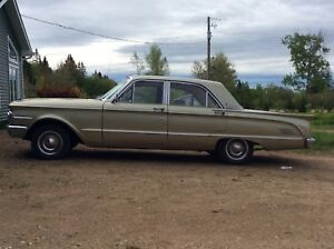 1963 Mercury Comet 6500$ OBO OPEN TO TRADE OR OFFERS!!