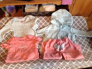 Carters - 12 month girl outfit