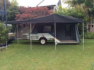 2012 Cub Kamparoo Weekender camper trailer Ocean Shores Byron Area Preview