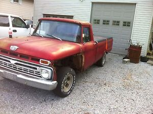 1966 F-100 for parts