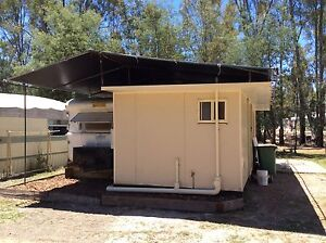 On-site Caravan and Annexe Mathoura Murray Area Preview
