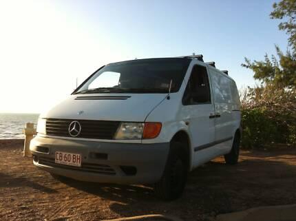 Mercedes-Benz Vito Alawa Darwin City Preview