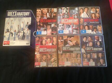 Greys Anatomy Season 2 DVD | CDs & DVDs | Gumtree Australia ...