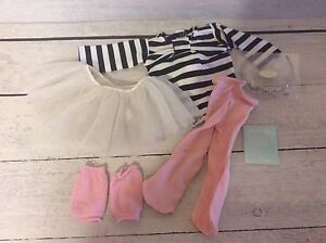 American Girl Ballet Outfit- 6 Pieces!