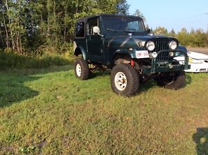 Off road 4x4   Licensed for road  runs great