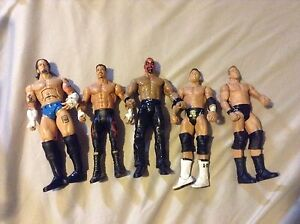 WWE wrestling figures for swap or trade