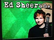 Ed Sheeran, Sat 5th Dec, Melbourne - 2 tickets Melbourne CBD Melbourne City Preview