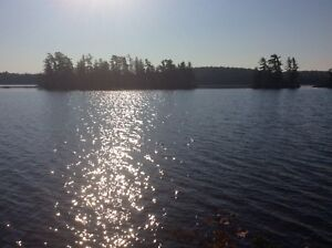 Parry Sound area waterfront cottage for sale