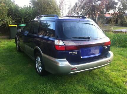 Subaru Outback Wagon 1999 Limited Edition 6 mnths reg & RWC Keilor Park Brimbank Area Preview