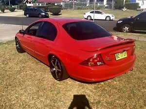 1999 Ford Falcon XR6 VCT Manual sports sedan rare car Woodbine Campbelltown Area Preview
