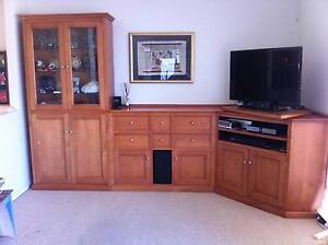 Timber Wall Unit Lilli Pilli Sutherland Area Preview