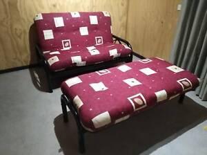 futon fold out sofa bed