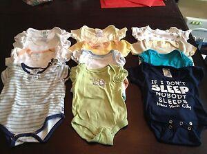 Lot vêtement bébé garçon 0-3mois