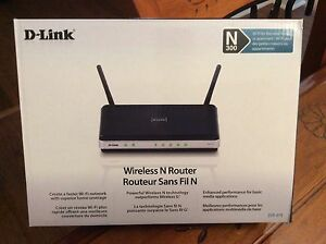 D-Link N300 Wireless Router