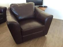 Leather Armchair - Fantastic condition! Camden Camden Area Preview
