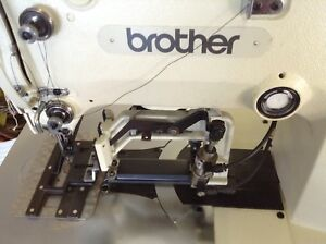 Brother Electronic Industrial sewing machine - like new!