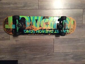 skate Almost core / deawon song NEGO!