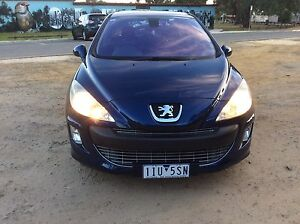 2008 Peugeot 308 Hatchback Boronia Knox Area Preview