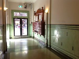 Share workspace  in beautiful renovated 1920's security buildIng. Darlinghurst Inner Sydney Preview