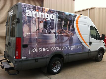 Polished Concrete & grinding and concrete bench tops Wendouree Ballarat City Preview