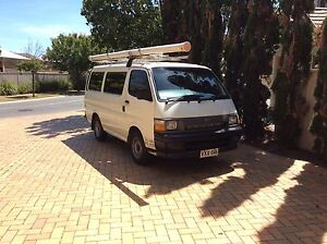 1996 Toyota Hiace Van/Minivan Flinders Park Charles Sturt Area Preview