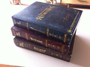 Lord of the Rings DVDs extended edition trilogy set Brunswick Moreland Area Preview
