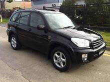 2001 Toyota RAV4 CRUISER AUTOMATIC IN EXCELLENT CONDITION Greenacre Bankstown Area Preview