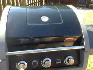 Coleman 3 burner  natural gas bbq  need it gone