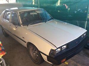 1982 Mitsubishi Sigma Sedan Fraser Coast Preview