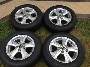 Mazda 3 Wheels & Tyres Great Condition Redland Bay Redland Area Preview