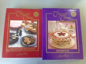 2 Company's Coming Cookbooks