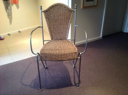 Wicker Chairs In Geelong Region Vic Furniture Gumtree Australia Free Local Classifieds