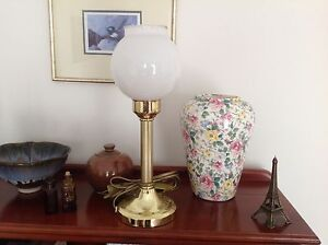 Brass table lamp Hahndorf Mount Barker Area Preview
