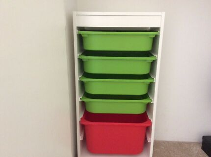 ikea trofast frame in Perth Region, WA | Gumtree Australia Free ...