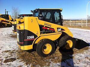 CAT 236B skid steer loader