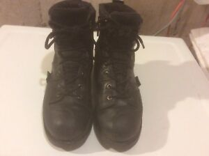 Harley Ladies 9, Euro 40 short Motorbike / Motorcycle Boots