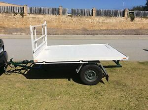 Flat top Tradie trailer Port Kennedy Rockingham Area Preview