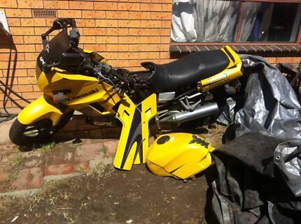 Very Rare Kawasaki GPX250R Ninja Thurgoona Albury Area Preview