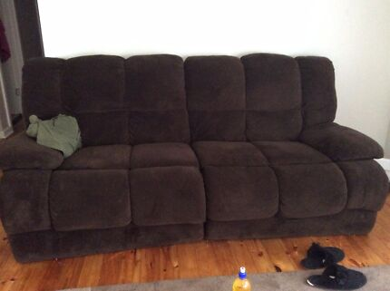 6seater 2 recliners Surrey Downs Tea Tree Gully Area Preview